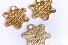 производство медалей