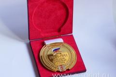 Изготовление медали на заказ