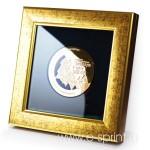 медаль латунь 2D