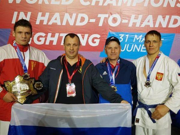чемпионат мира по рукопашному бою