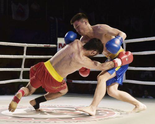 Битва Чемпионов на Амуре