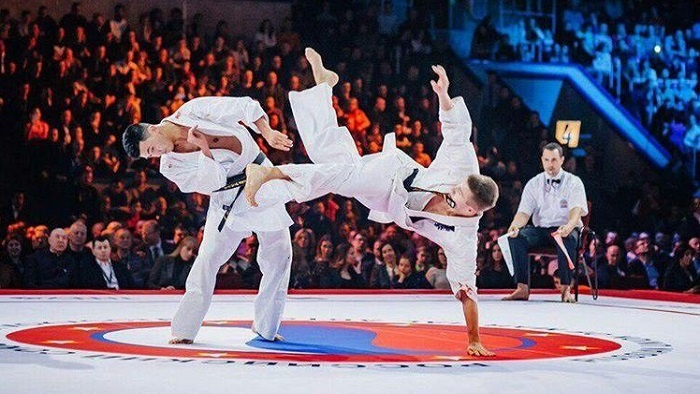 «Битва Чемпионов», РСБИ