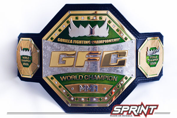 чемпионский пояс GFC