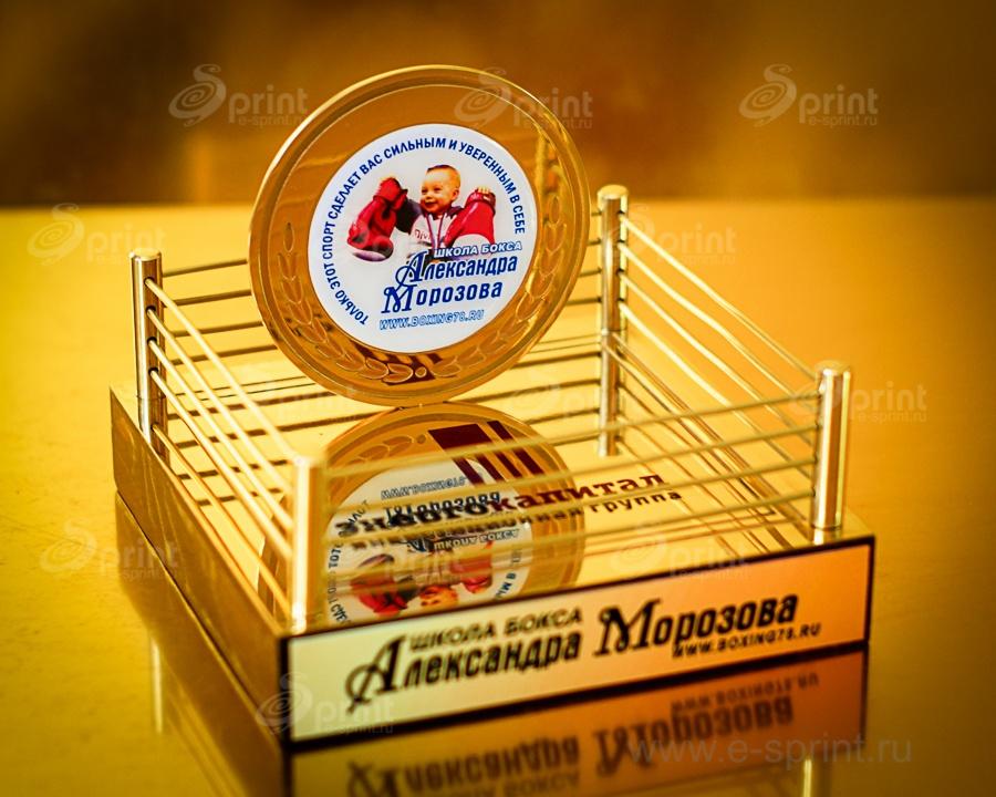 награды призы в боксе
