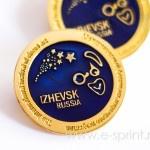 Значки-медали для международного фестиваля циркового искусства