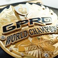 Пояс чемпиона для турнира GPRO-19