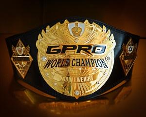 Пояс чемпиона GPRO