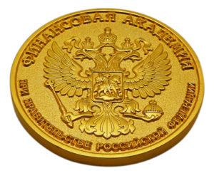 медаль 3d