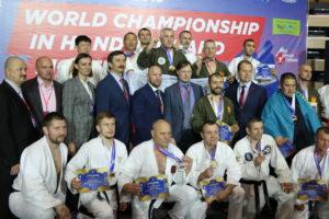 чемпионские пояса для чемпионата мира