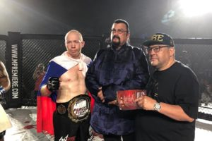 MFP Parus Fight Championship