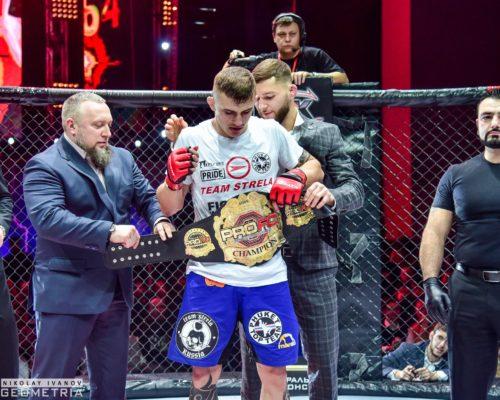 Пояса чемпиона для турнира ProFс