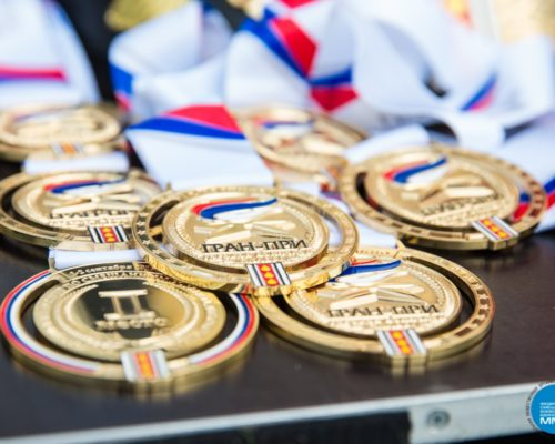 Medali na zakaz