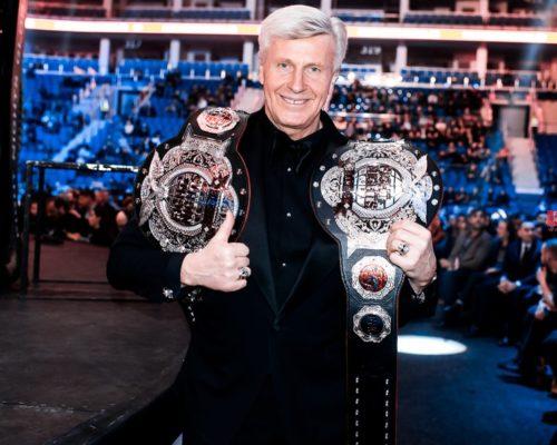 Пояса чемпиона для Fight Nights
