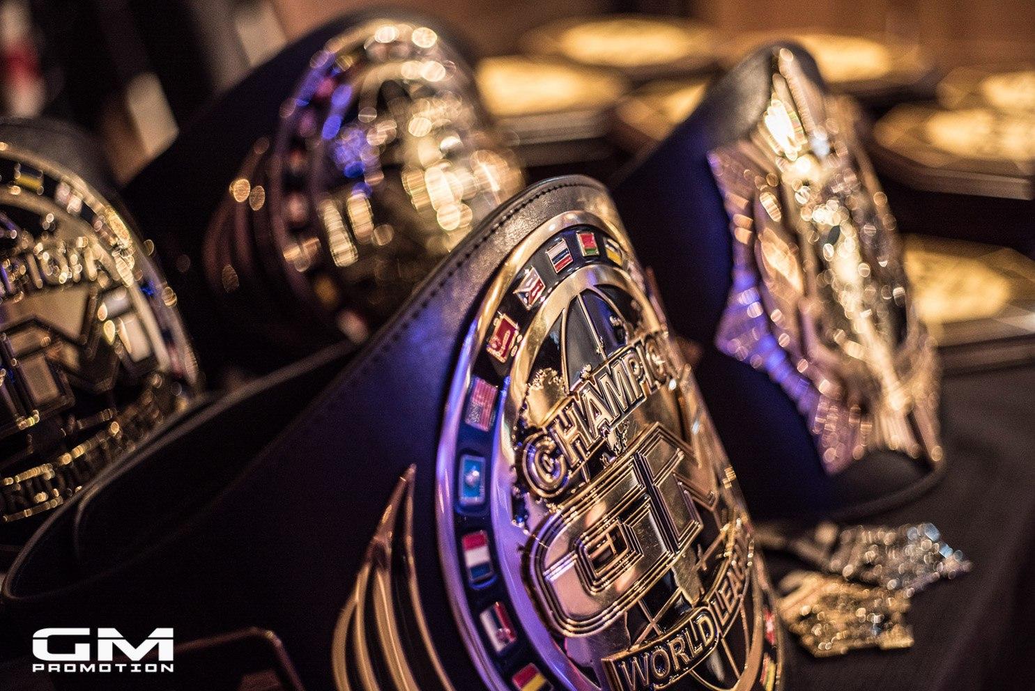 чемпионские пояса изготовление